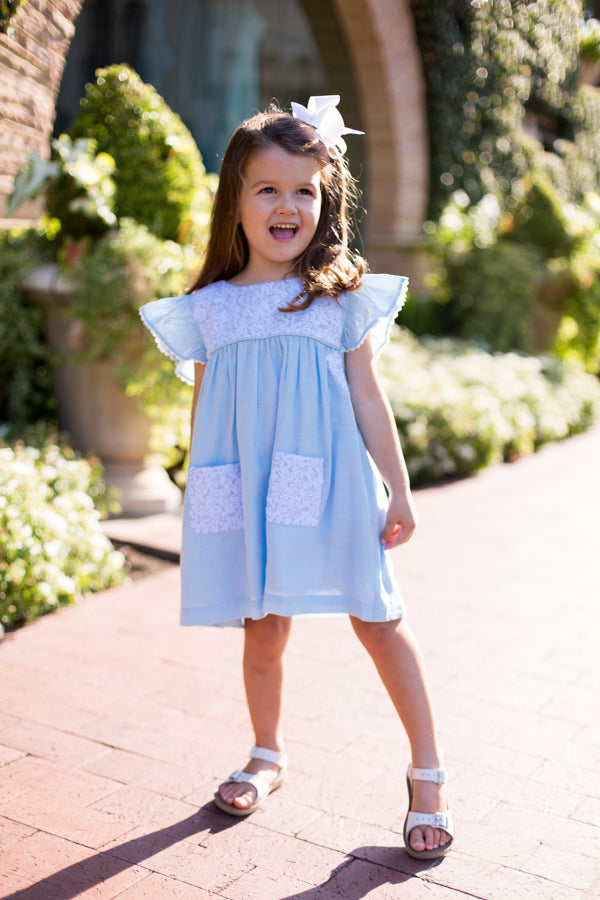 The Mary Baby Dress