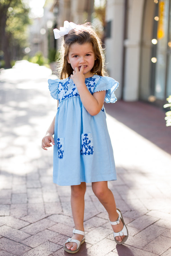 The Palmer Baby Dress