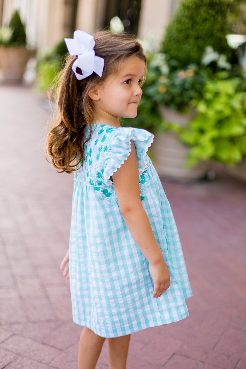 The Savannah Baby Dress