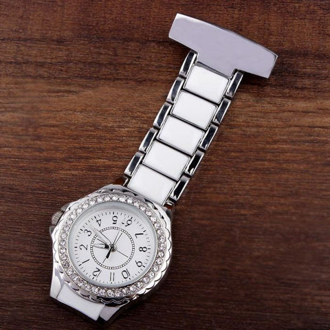 Luxury Crystal Pocket Watch/Nurses watch [product type] - Bbrandz