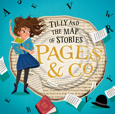 Tilly and the Map of Stories (Pages & Co., Book 3)
