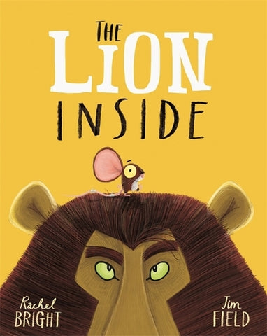 Lion Inside: Board Book