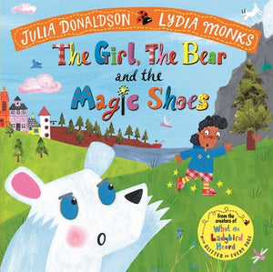The Girl, the Bear and the Magic Sh