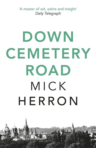 Down Cemetery Road: Zoe Boehm Thrillers 1