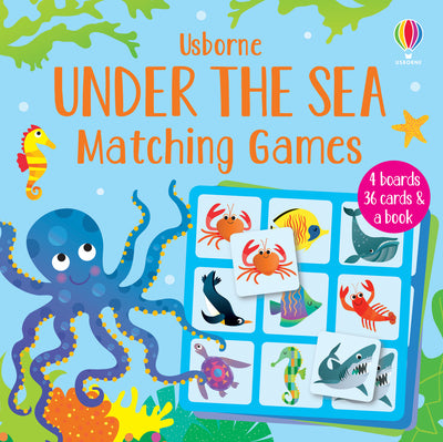 Under the Sea Matching Games