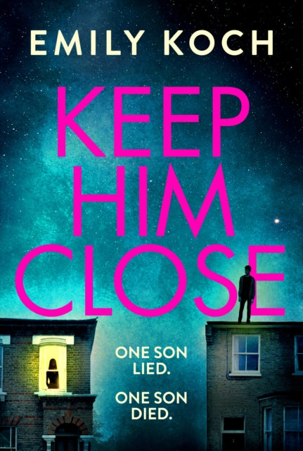 Keep Him Close - Signed