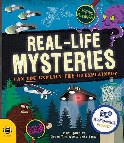Real-Life Mysteries: Can You Explain the Unexplained?