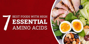 The 7 Best Foods With High Essential Amino Acids - Rejuvenate
