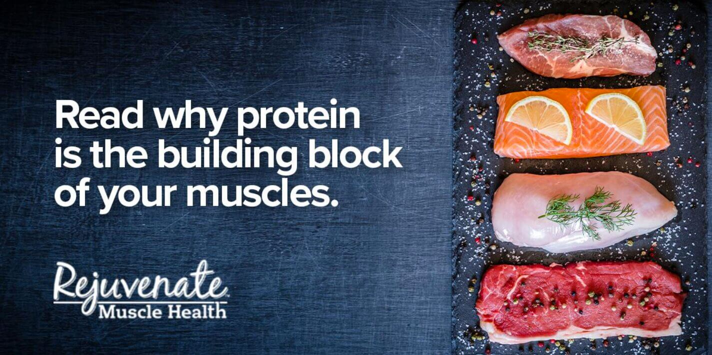 Rejuvenate Muscle Health Products