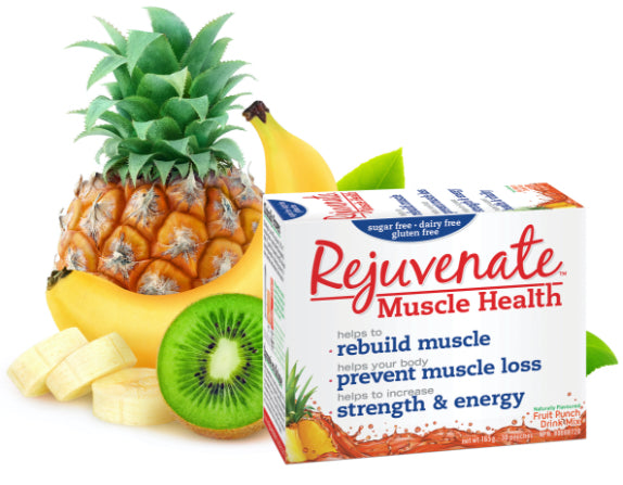 Rejuvenate Fruit Punch