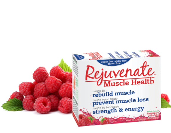 Rejuvenate Raspberry