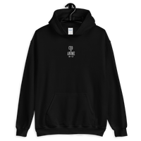 CEO of Anime Embroidered Hoodie