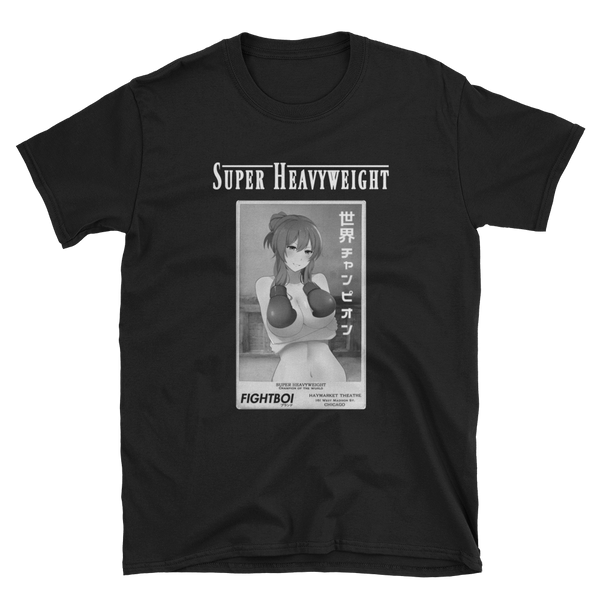 Super Heavyweight Tee