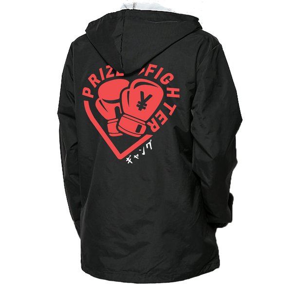 Prize Fighter Coach Jacket