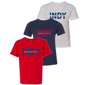 Indy Tee -Adult and Youth