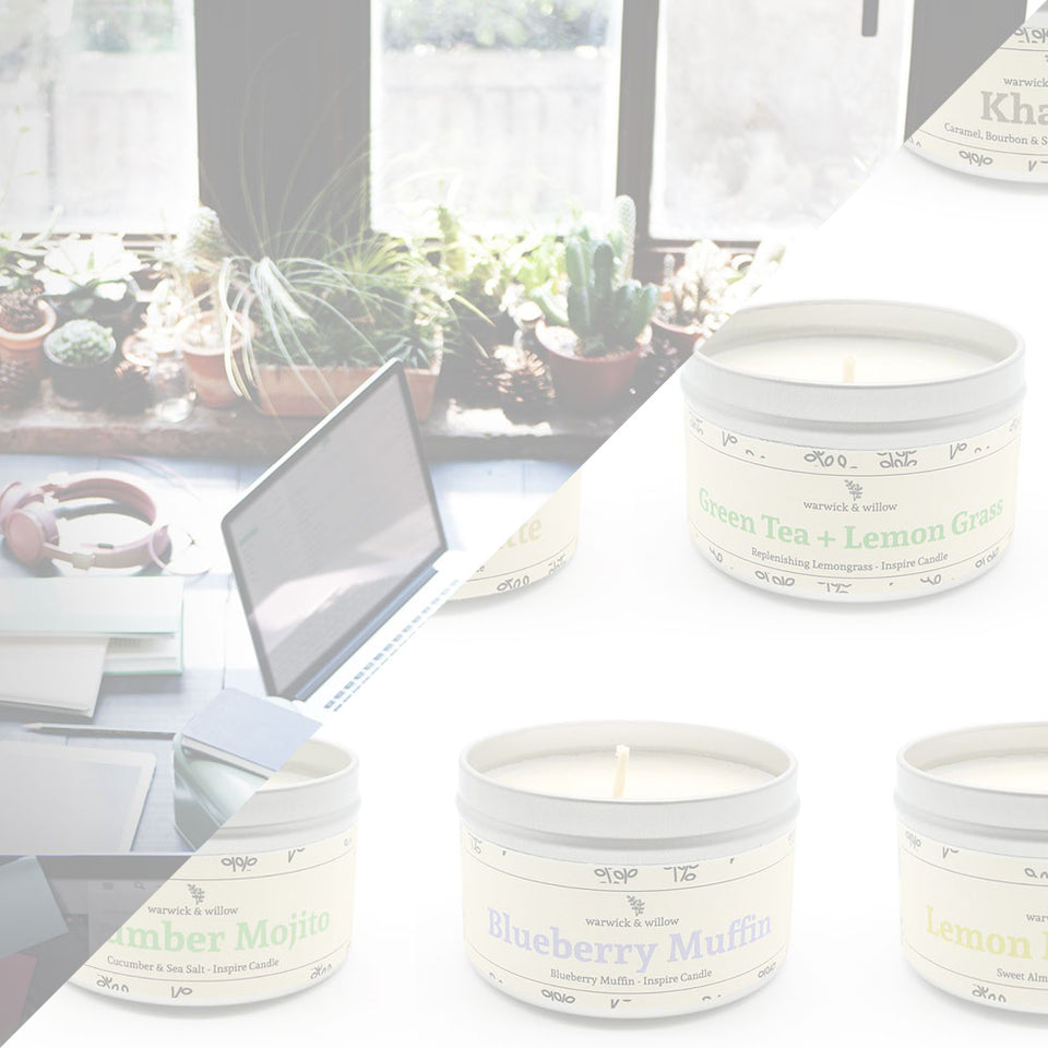Workspace Candles
