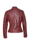 Cuvæ Leather Jacket - bella-cosa-ny