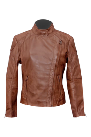 Millésime Leather Jacket - bella-cosa-ny
