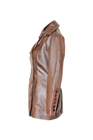 Meraki Leather Jacket - bella-cosa-ny