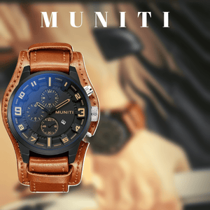 ORIGINAL MUNITI MEN'S MILITARY SPORT WATCH (PROMO BUNDLE)