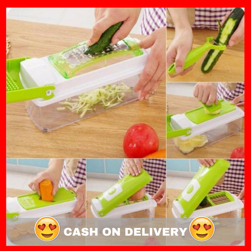 12 IN 1 WONDER SLICER PRO