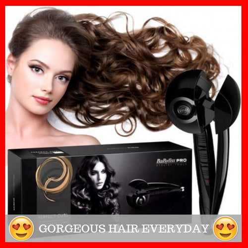 Ultimate Salon Curl Pro