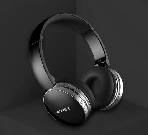Extra Bass Foldable Hi-Fi Bluetooth Stereo Headset