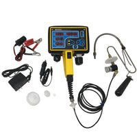 Exhaust 5 Gas Analyzer - CO/CO2/HC/O2/NOX