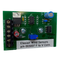 Converter Assembly, Frequency to Voltage