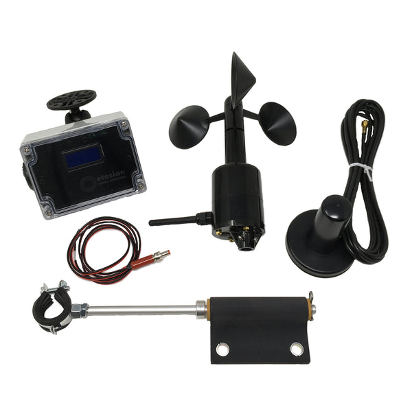 Wireless Anemometer Crane Package