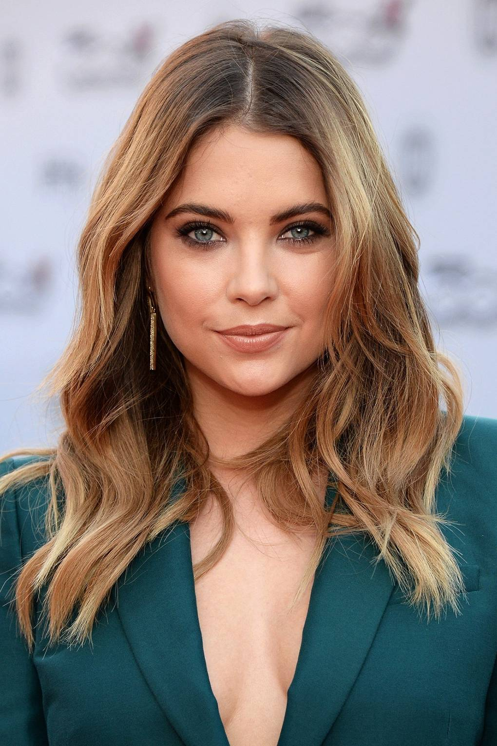 Ashley Benson Middle Part Hair Your Hair Sop