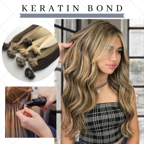 Keratin Bond Extensions