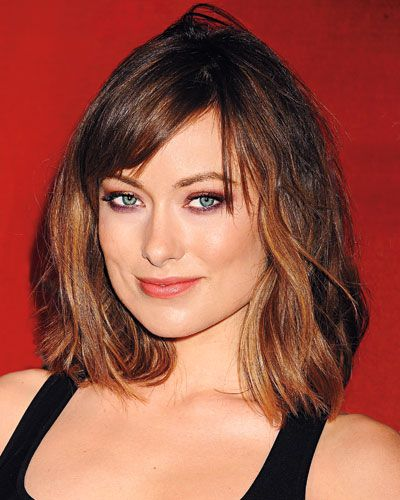 Olivia Wilde Shoulder Length Hair Your Hair Shop