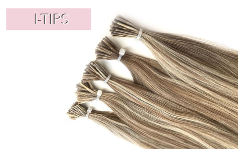 I-Tips Remy Hair Extensions