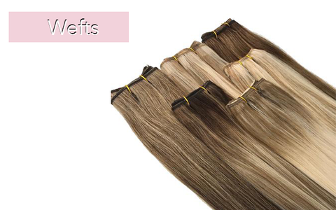 Remy Hair Wefts
