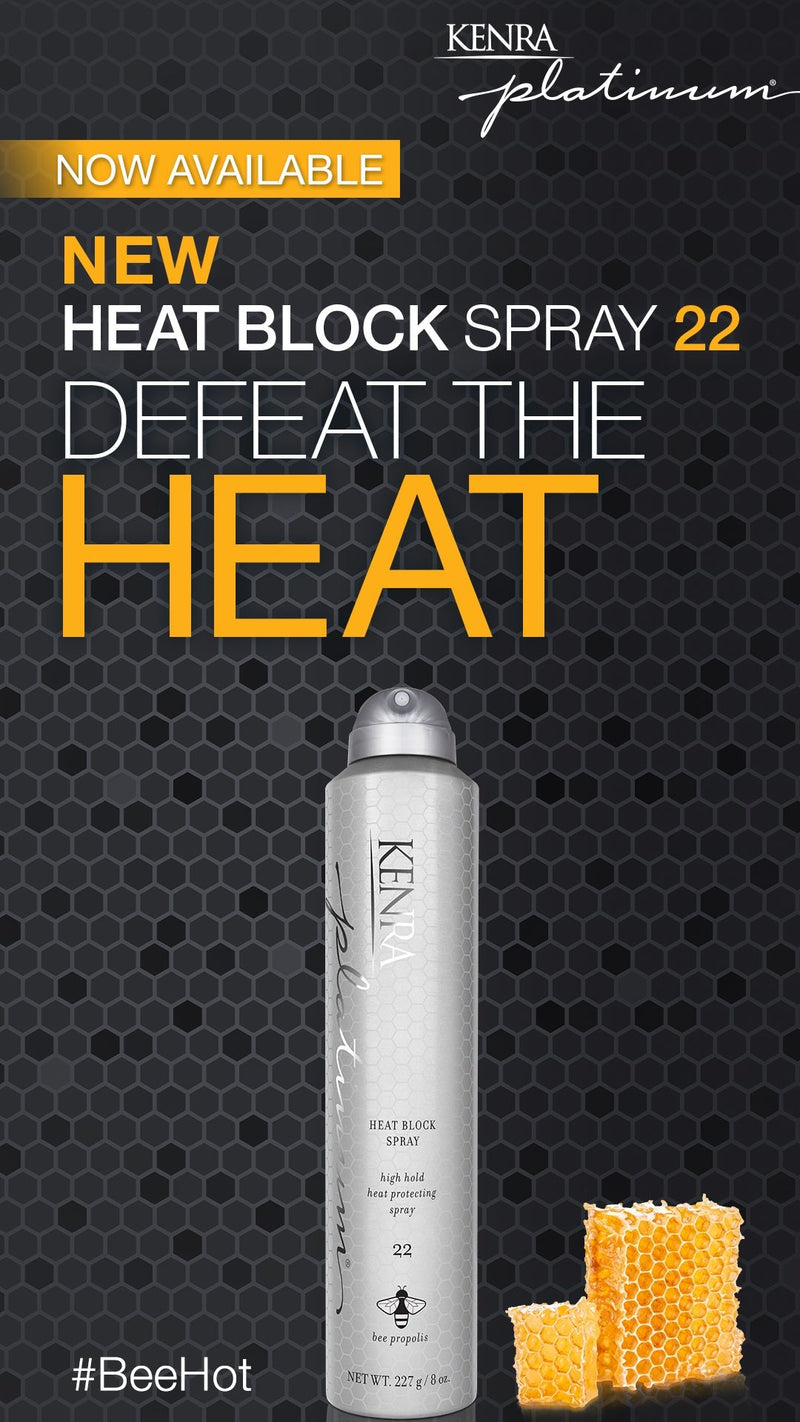 Kenra - Heat Block Spray 22
