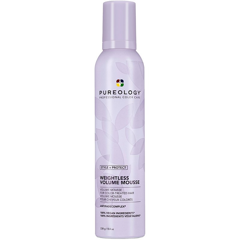 Pureology - Style + Protect Weightless Volume Mousse