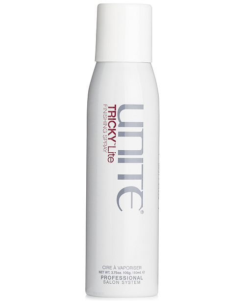 UNITE - TRICKY™ Lite Finishing Spray - Hair Care Products - UNITE - The Best Quality Remy Hair wefts, and shop the best quality remy hair Extensions at Your Hair Shop.