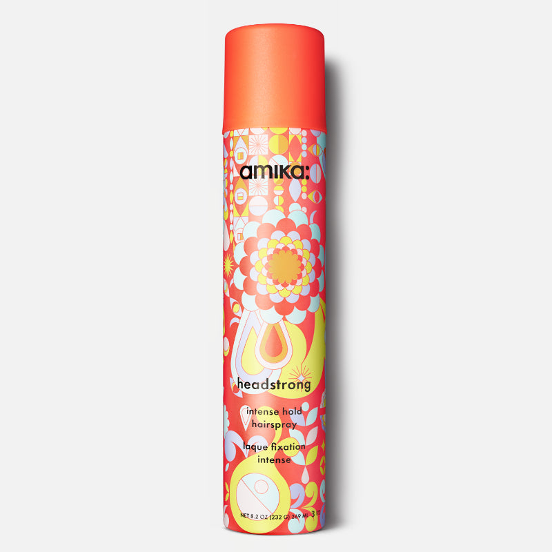 Amika - Headstrong Intense Hold Hairspray - Hair Care Products - Amika - The Best Quality Remy Hair wefts, and shop the best quality remy hair Extensions at Your Hair Shop.