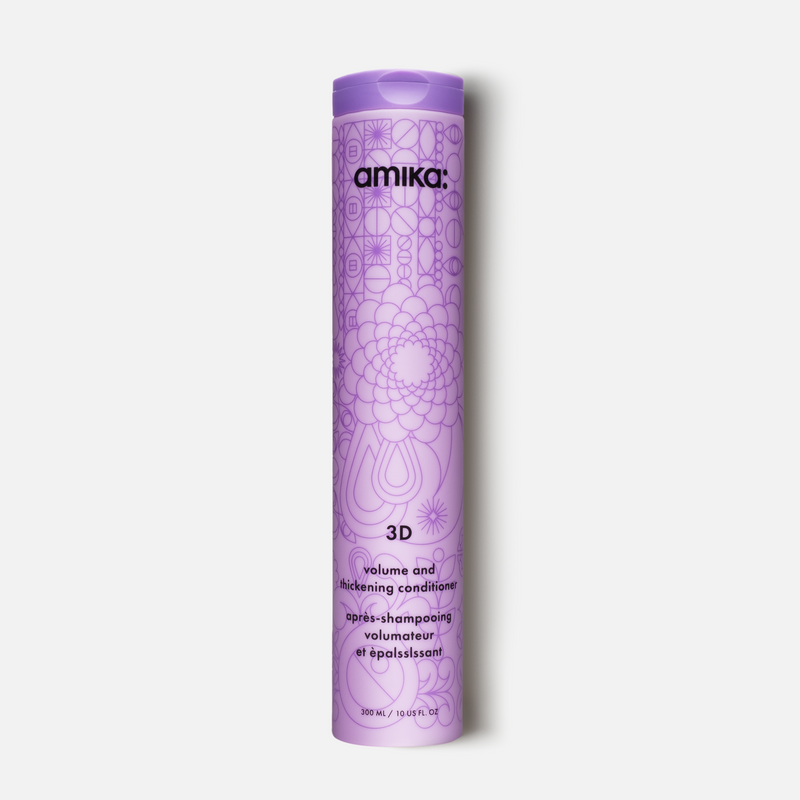 Amika - 3D Volume and Thickening Conditioner - Hair Care Products - Amika - The Best Quality Remy Hair wefts, and shop the best quality remy hair Extensions at Your Hair Shop.