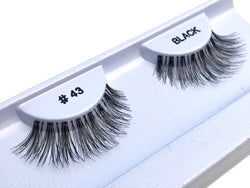 Eyelashes style #43 - Eyelashes - Your Hair Shop Extensions - The Best Quality Remy Hair wefts, and shop the best quality remy hair Extensions at Your Hair Shop.
