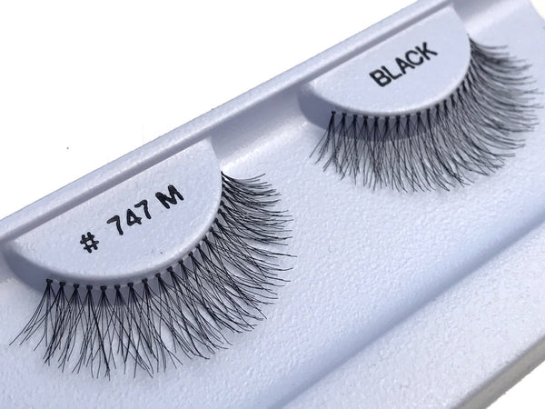 Eyelashes style #747m - Eyelashes - Your Hair Shop Extensions - The Best Quality Remy Hair wefts, and shop the best quality remy hair Extensions at Your Hair Shop.