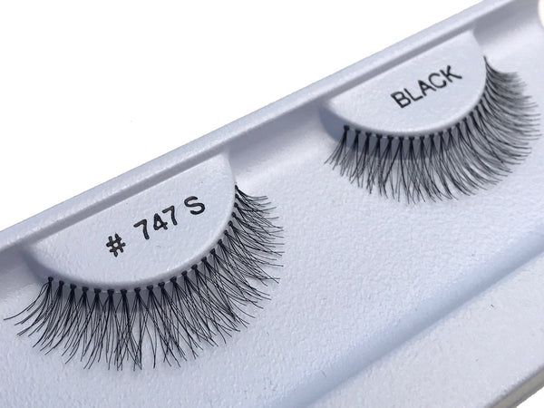 Eyelashes style #747s - Eyelashes - Your Hair Shop Extensions - The Best Quality Remy Hair wefts, and shop the best quality remy hair Extensions at Your Hair Shop.