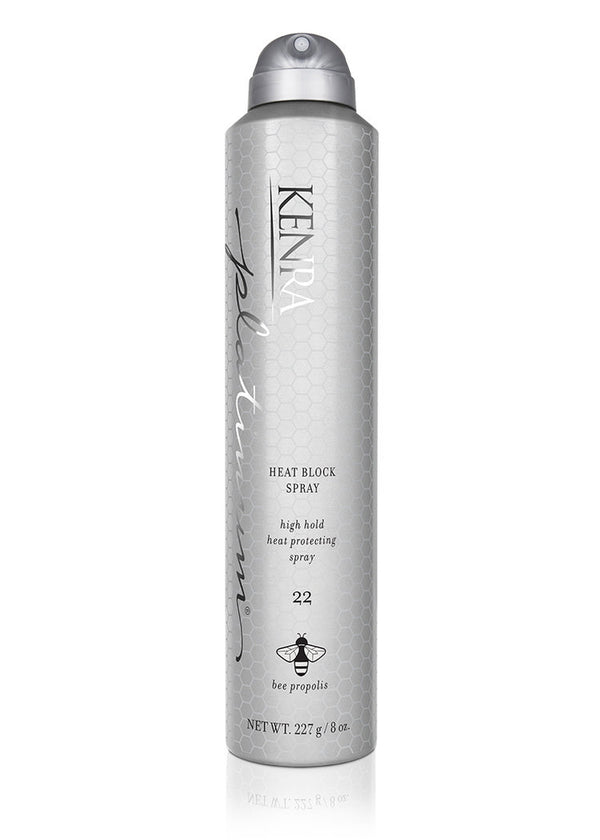 Kenra - Heat Block Spray 22 - Hair Care Products - Kenra - The Best Quality Remy Hair wefts, and shop the best quality remy hair Extensions at Your Hair Shop.
