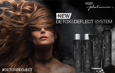 Kenra - Detox & Deflect Shampoo - Hair Care Products - Kenra - The Best Quality Remy Hair wefts, and shop the best quality remy hair Extensions at Your Hair Shop.