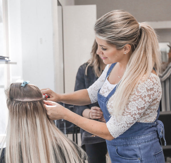 Handtied Demonstration Only 10AM-1PM -  - Your Hair Shop  - The Best Quality Remy Hair wefts, and shop the best quality remy hair Extensions at Your Hair Shop.