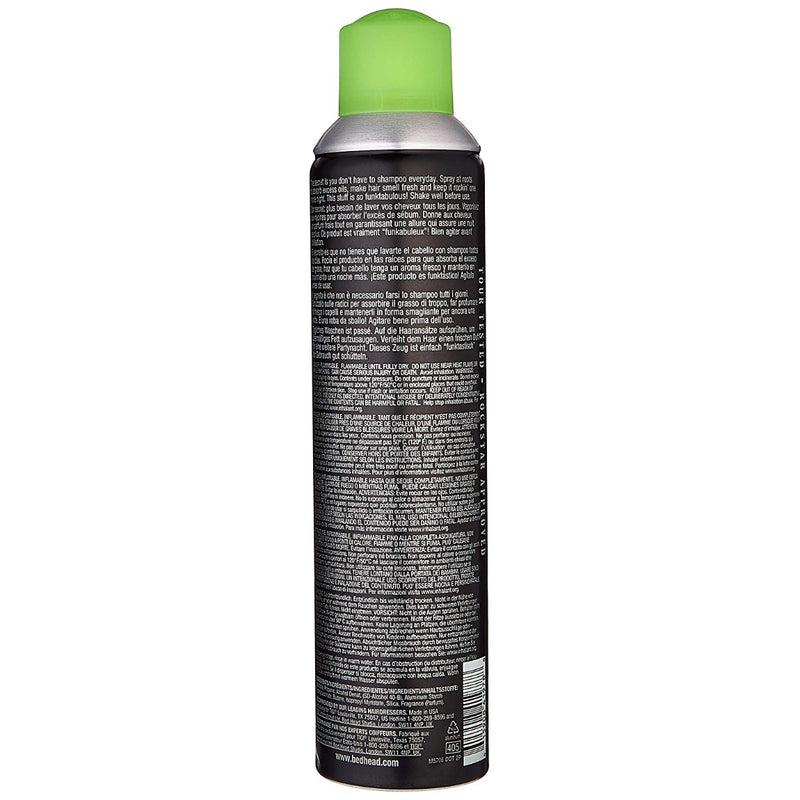 Rockaholic by TIGI - Dirty Secret Dry Shampoo - Hair Care Products - TIGI - The Best Quality Remy Hair wefts, and shop the best quality remy hair Extensions at Your Hair Shop.