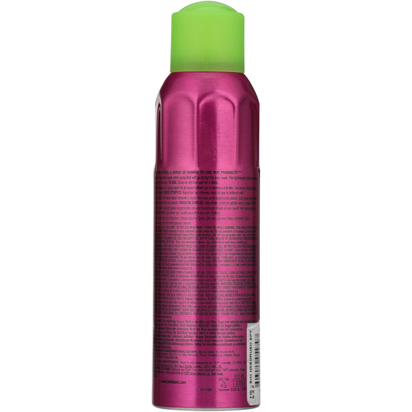 Bed Head by TIGI - HEADRUSH™ Shine Spray - Hair Care Products - TIGI - The Best Quality Remy Hair wefts, and shop the best quality remy hair Extensions at Your Hair Shop.