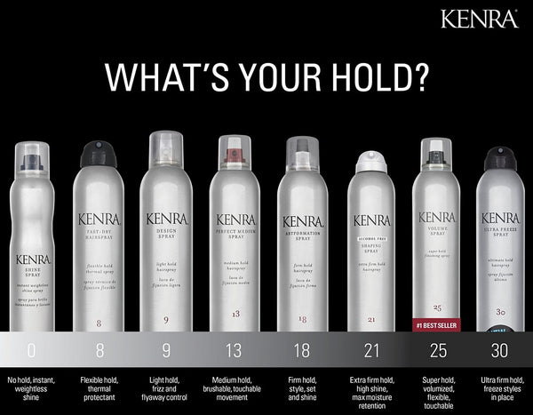 Kenra - Thermal Spray 11 - Hair Care Products - Kenra - The Best Quality Remy Hair wefts, and shop the best quality remy hair Extensions at Your Hair Shop.
