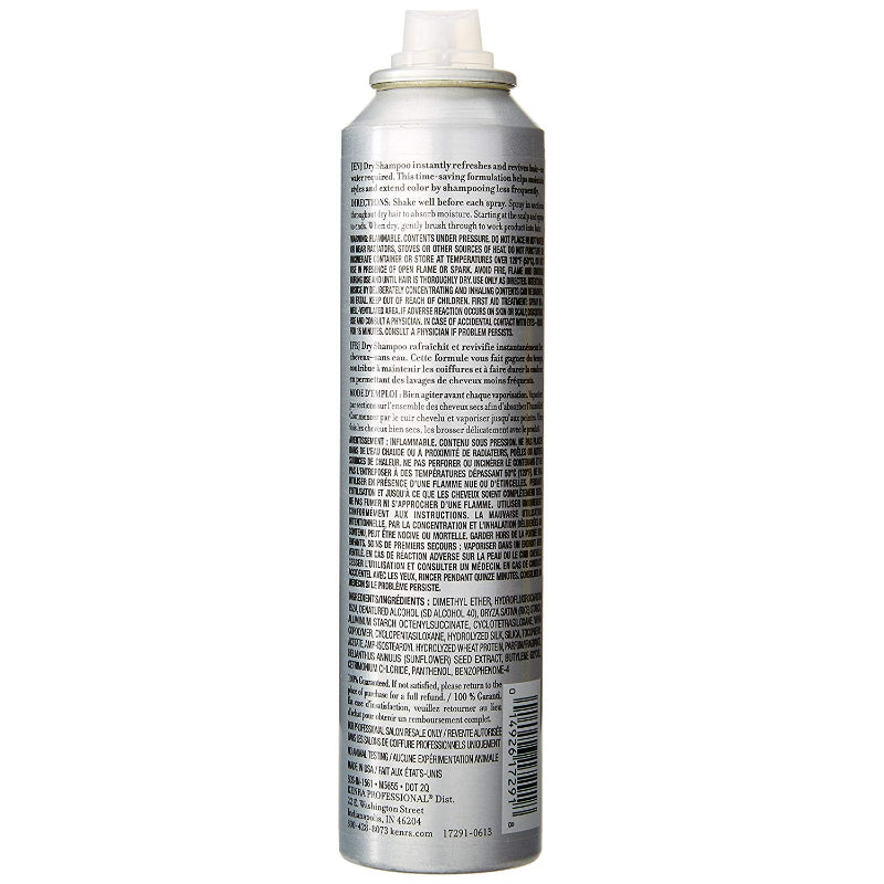 Kenra - Platinum Dry Shampoo - Hair Care Products - Kenra - The Best Quality Remy Hair wefts, and shop the best quality remy hair Extensions at Your Hair Shop.